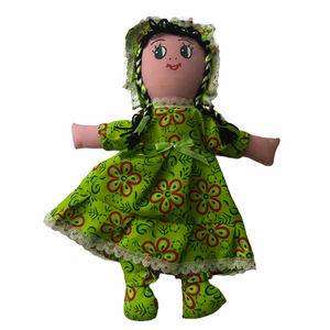Lovely Handcrafted Soft Plush Princess Doll